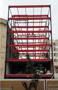سازه های سبک ساختمانی- شرکت سازه های فلزی آسیم